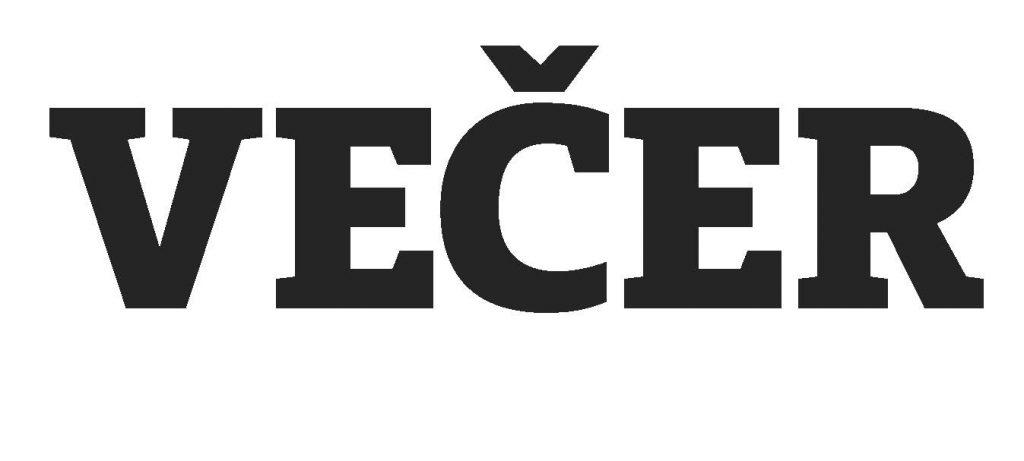 vecer logotip
