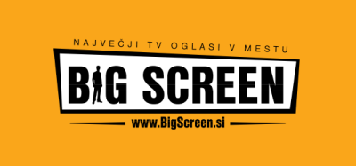 big screen logo
